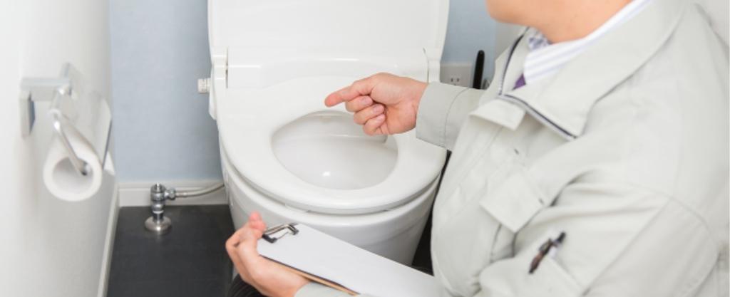 トイレの詰まりの原因と対象方法
